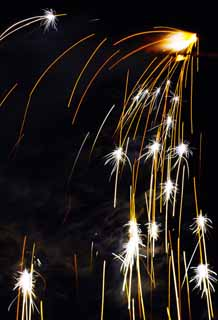 photo,material,free,landscape,picture,stock photo,Creative Commons,The brightness of holdings fireworks, Flame, Smoke, Play, Brightness