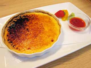 photo,material,free,landscape,picture,stock photo,Creative Commons,Creme brulee, Cooking, Food, ,