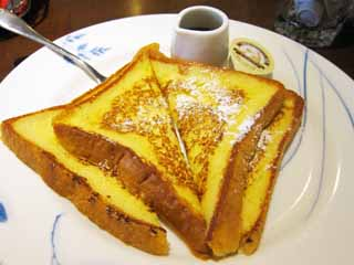 photo,material,free,landscape,picture,stock photo,Creative Commons,French toast, Cooking, Food, ,