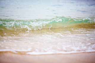 photo,material,free,landscape,picture,stock photo,Creative Commons,A private beach, sandy beach, Seawater, wave, The sea