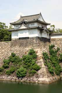 photo,material,free,landscape,picture,stock photo,Creative Commons,Osaka Castle Otemon, , , ,