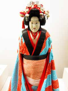 photo,material,free,landscape,picture,stock photo,Creative Commons,Bunraku puppet you dyed, , , ,