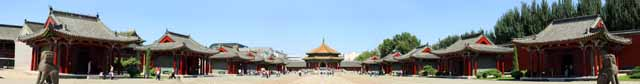 photo,material,free,landscape,picture,stock photo,Creative Commons,Shenyang Imperial Palace Taisei-dono and Juotei, , , ,
