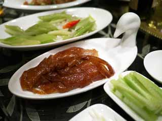 photo,material,free,landscape,picture,stock photo,Creative Commons,Peking duck, , , ,