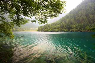 photo,material,free,landscape,picture,stock photo,Creative Commons,Jiuzhaigou Changhai, , , ,