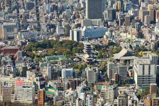 photo,material,free,landscape,picture,stock photo,Creative Commons,Panoramic Tokyo, , , ,