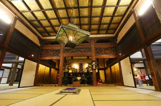 photo,material,free,landscape,picture,stock photo,Creative Commons,Buddhist altar room, Buddhism, tatami mat, Illumination, temple