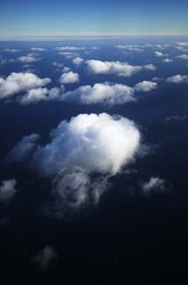 photo,material,free,landscape,picture,stock photo,Creative Commons,The cloud that floats, cloud, blue sky, ,