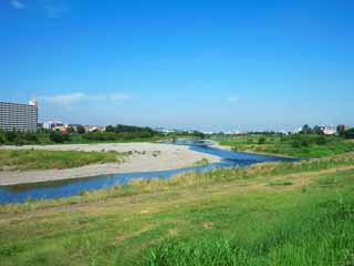 photo,material,free,landscape,picture,stock photo,Creative Commons,The Tamagawa, , , ,