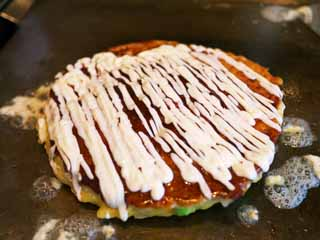 photo,material,free,landscape,picture,stock photo,Creative Commons,Okonomiyaki, , , ,