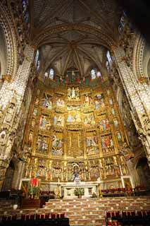 photo,material,free,landscape,picture,stock photo,Creative Commons,Cathedral of Santa Maria de Toledo, , , ,