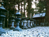 photo,material,free,landscape,picture,stock photo,Creative Commons,Stone lanterns, , , ,