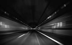 photo,material,free,landscape,picture,stock photo,Creative Commons,Driving through a tunnel, lamp, expressway, ,