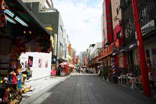 photo,material,free,landscape,picture,stock photo,Creative Commons,Kobe Nankinmachi, Chinatown, An arcade, Downtown, China