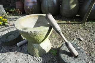 photo,material,free,landscape,picture,stock photo,Creative Commons,A mortar and a mallet, Life, race, rice cake, Culture