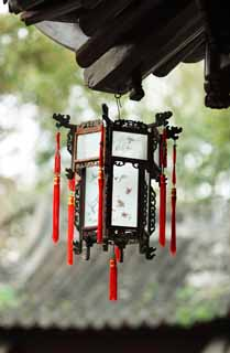 photo,material,free,landscape,picture,stock photo,Creative Commons,Yuyuan Garden garden lantern, Illumination, Culture, Chinese food style, Chinese building