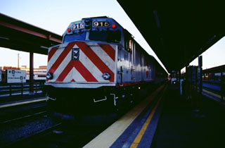 photo,material,free,landscape,picture,stock photo,Creative Commons,Caltrain, train, , ,