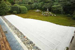 photo,material,free,landscape,picture,stock photo,Creative Commons,Fundain Sesshu temple, Chaitya, rock, Japanese garden, dry landscape Japanese garden garden