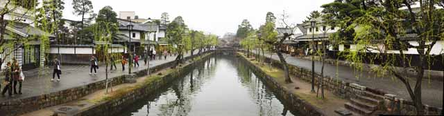 photo,material,free,landscape,picture,stock photo,Creative Commons,Kurashiki Kurashiki River, Traditional culture, Tradition architecture, Japanese culture, The history